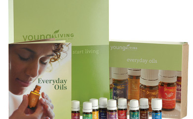 Kit de base de Young Living Everyday Oil