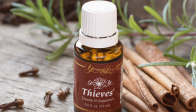 Thieves Esential Oils Young Living
