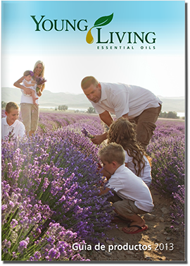 Guia de productos Young Living