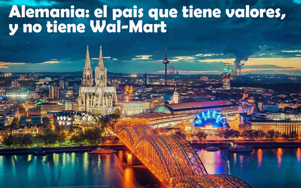 caso wal mart in germany Wal-mart stores inc swot analysis uploaded by christopher osuoha related interests walmart strategic management walmart divested its businesses in germany and korea due to harsh business environment that hampered it from realizing the scale and desired result and applied its resources.